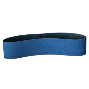 4'' x 42'' (102 mm x 1067 mm) Sanding Belt, 24 grit