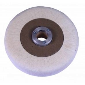 Felt burnisher 8'' (203mm) for Landis, Supreme, Sutton & Jack Master