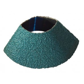 Sanding cone for Heel Breaster 80 mm