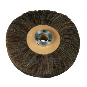 Black Horsehair Brush 8'' for Landis, Supreme, Sutton & Jack Master
