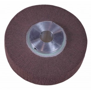 Soft Scotch Brite Wheel for Landis, Supreme, Sutton & Jack Master Sanders and Finishers.